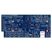 LHDPCB manufacturing Master control Security PCB with DVR interface applicable to Security field